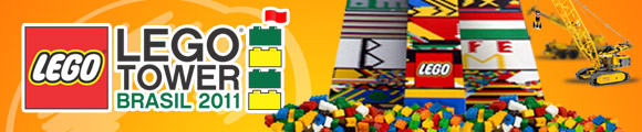 Lego Tower: Recorde quebrado!