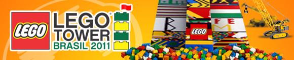 Lego Tower: Recorde quebrado!